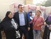 بالصور.. عمرو الليثى فى احتفالية مشروع التمكين الاقتصادى للمرأة المعيلة