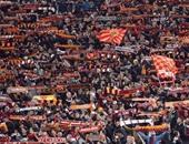 الشرطة الإيطالية توقف 4 مشجعين بعد لقاء روما وريال مدريد