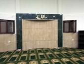 بالصور.. جابر نصار: فتح مسجد الطالبات للصلاة بجامعة القاهرة