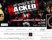 """""""ذئاب عبد الناصر"""" يستولون على صفحة للإخوان ويهددون بنشر نشاطهم الخفى"""