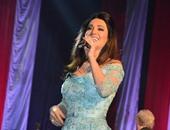 ديانا حداد تهنئ الشعب المغربى بمناسبة عيد العرش