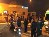 حبس المتهمين بإطلاق النيران على قوة أمنية أسفل محور المرويطية