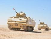 معرض للدبابات والمركبات العسكرية القديمة فى لوكسمبورج