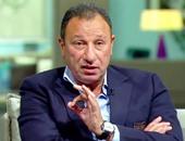 محمود الخطيب ينفى شائعة وفاته:  أنا بخير وأباشر عملى بشكل طبيعى