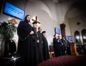 """الأنبا موسى خلال أسبوع الصلاة بـ""""الإنجيلية"""": علينا التخلى عن روح الانقسام"""