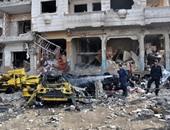 مصادر إعلامية: مقتل 9 جنود بالجيش السورى فى تفجير ضخم بريف حمص