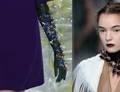 من منصات الأزياء العالمية..الشراشيب والألوان أبرز ما قدمه أسبوع نيويورك