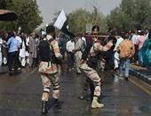 بسبب إقامة مهرجان بالجامعة.. إصابة العشرات إثر اشتباكات طلابية بباكستان