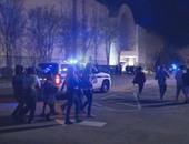 مظاهرات لسجناء بكارولينا الأمريكية احتجاجا على مقتل رجل من أصل أفريقي