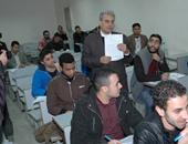 جامعة القاهرة: هدوء فى امتحانات التعليم المفتوح