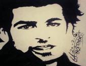 صحافة المواطن.. قارئ يشارك بصور تبرز موهبته فى الرسم بالقلم الرصاص