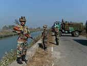 مقتل 9 جنود فى هجوم شنه مسلحون على عناصر من الجيش الهندى بكشمير