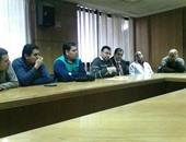 إضراب أطباء مستشفى الأحرار للمطالبة بضمهم لهيئة المستشفيات التعليمية
