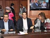 ننشر خطاب الوزارة لرفض اعتراض مجاهد على حضور عبد الفتاح اجتماعات الجبلاية