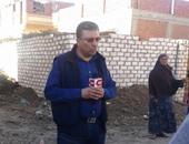 """بالصور.. عمرو الليثى يكشف سر حرائق قرية """"ميدوم"""" فى """"واحد من الناس"""""""