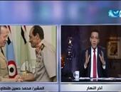 خالد صلاح يطالب المشير طنطاوى بكشف ما جرى بعد 25 يناير وتفنيد الاتهامات ضده