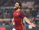 جدول مواعيد مباريات محمد صلاح مع روما فى أبريل