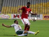 محمد شوقى: حسام عاشور  مريح جدا فى الملعب وبيفرض نفسه على أى مدرب