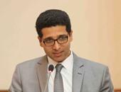 هيثم الحريرى يقترح إنشاء ملاعب نجيل صناعى بأفنية المدارس تشجيعا للرياضة
