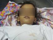 النيابة تجرى المعاينة التصويرية فى واقعة خطف واغتصاب وقتل طفلة بالمعصرة