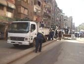 رئيس مدينة السنطة يجتمع برؤساء الوحدات المحلية ويشدد على تكثيف حملات النظافة