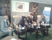 إيناس مكاوى: مناقشة أجندة التنمية المستدامة للمرأة منتصف مارس فى نيويورك
