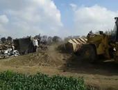 مواطن يرصد عودة مكامير الفحم فى قرية أجهور الكبرى بالقليوبية