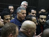 """محامى حمدى الفخرانى فى """"إهانة القضاة"""": كان نائبا ولم يعلم أن الجلسة مذاعة"""