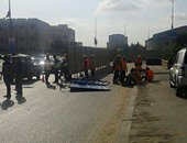 مرور القاهرة: التشغيل التجريبى لكوبرى الفنجرى الجديد السبت المقبل
