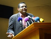 """خالد البلشى متضامنًا مع أحمد ناجى: """"توجد هجمة شرسة على حرية التعبير"""""""
