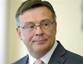 السفير الأوكرانى بالقاهرة يؤكد دعم بلاده لجهود مصر فى مكافحة الإرهاب