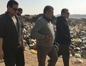 البيئة تدرس إعادة استخدام مقلب الطوب الرملى بالقاهرة فى أنشطة أخرى
