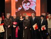 بالصور.. تكريم نجوم السينما والدراما فى افتتاح المهرجان الكاثوليكى للسينما