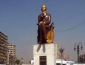 بعد كارثة تمثال موسيقار الأجيال عبد الوهاب..مين مسئول التماثيل فى مصر؟