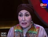 سهير البابلى ضيفة الإعلامى وائل الإبراشى فى العاشرة مساء