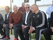 مجلس المصرى يجتمع بالتوأم واللاعبين بعد الهزيمة من الزمالك