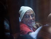 """غدا.. نظر محاكمة بديع و738 متهما فى أحداث """"فض اعتصام رابعة"""""""