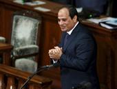 الرئيس الموريتانى يهنئ الرئيس السيسى بذكرى احتفالات ثورة 23 يوليو
