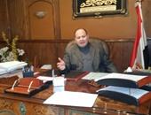 مدير أمن الإسماعيلية يزور المصابين فى احتراق مدرعة شرطة