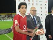 رسميا الأهلى يجدد عقد أحمد حمدى موسمين