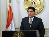 وزير الرى:الإعلان عن موعد توقيع عقد دراسات سد النهضة بعد 48 ساعة