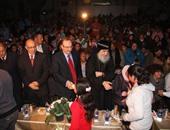 محافظ بنى سويف يشهد احتفالية اليوم العالمى لمتحدى الإعاقة بقاعة السيدة العذراء