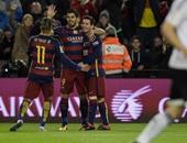 بالفيديو.. برشلونة يصعق فالنسيا بثلاثية فى الشوط الأول ونيمار يهدر ضربة جزاء
