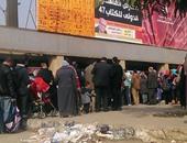 قارئ يشكو من سوء التنظيم وتراكم القمامة بمعرض القاهرة الدولى للكتاب