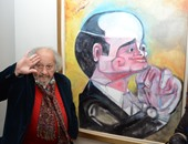 """افتتاح معرض """" بهجورى 88 عاما من الفن """" بجاليرى ليوان بالزمالك..7 ديسمبر"""