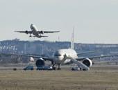 طائرة ركاب تابعة لخطوط ميانمار تهبط اضطراريا بعد عطل فى العجلات الأمامية