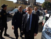 سفير روما بالقاهرة يطالب بفتح تحقيقات موسعة فى واقعة مقتل الشاب الإيطالى