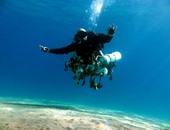 مصرع غطاس غرقا عقب انتهاء الأوكسجين من الأنبوبة على بعد 90 مترا بشرم الشيخ