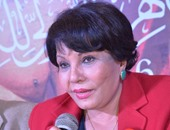 """فردوس عبد الحميد: """"الإسكندرية السينمائى"""" له ذكريات معى منذ دخولى الفن"""