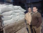 ضبط صاحب مخبز لاستيلائه على 2 طن دقيق مدعم وبيعها بالسوق السوداء فى القاهرة